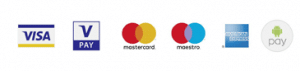 Payment methods - Card